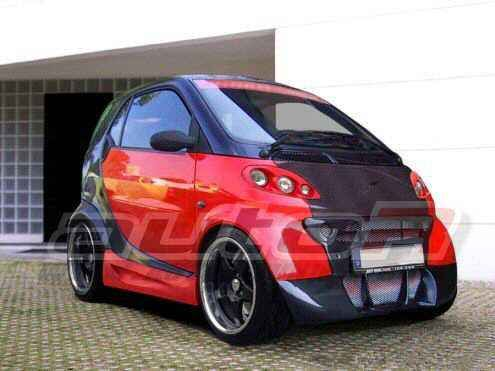 Smart Fortwo 1997 2003 Smart City Coupe Mk 1